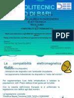 Compatibilità Elettromagnetica. Tesi di Laurea