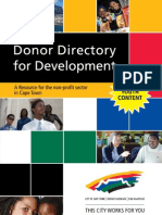 City of Cape Town Donor Directory 07 (1)