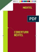Coberturas Nextel - Nov 09