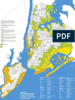 NYC Hurricane Map