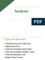 Cost Analysis Presentation