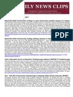 Thurs., Aug. 25 News Summary