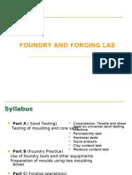 Foundry Lab