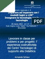 Problemi e Progetti Di Armando Schiavi