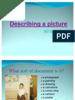Describing a Picture