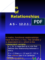 Types of Relational Ships as 12.2.2 12.2.1