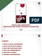 Levi's Digital Lab - 2007