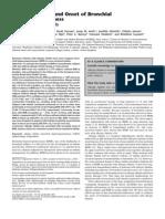 Allergic Rhinitis and Onset of Bronchial Hyper Responsiveness