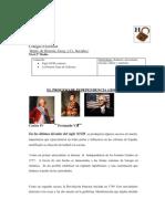 Guía 2º medio nº 1EL PROCESO DE INDEPENDENCIA