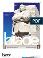 washingtonblade.com - volume 42, issue 34 - august 26, 2011