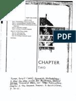 Week 6 - The Research Process an Eight-step Model Ch 2 Kumar 2005