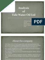 Tide Water Oil
