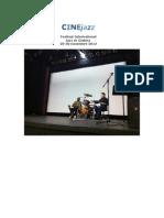 Cinejazz Public 2012