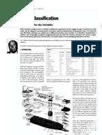 FPSO Classification