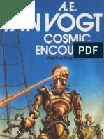 A e Van Vogt - Cosmic Encounter