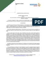 Acuerdo 003 de 2009 - Aclara El POS