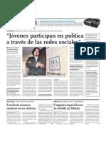 Entrevista a Ricardo Castillo en El Comercio