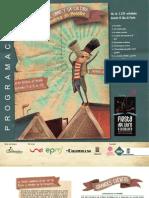Programacion Fiesta Del Libro y La Cultura 2011