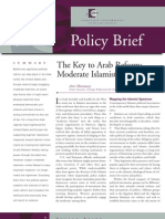 Amr Hamzawy - Key to Arab Reform