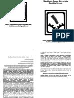 Manifiesto Pornoterro Booklet