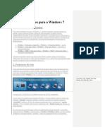 30 Dicas e Truques Para o Windows 7