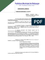 PARECER juridicoDISP