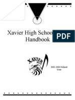 Band Handbook 2011