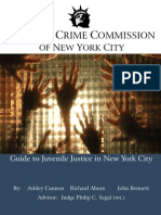 Guide to Juvenile Justice in NYC
