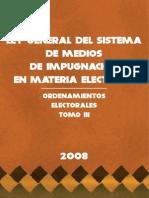 Ley General del Sistema de Medios de Impugnación en Materia Electoral 2008