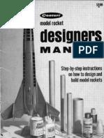 Model Rockets Designers Manual