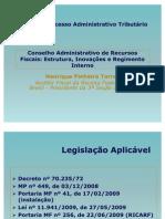 Dr. Henrique Torres - Conselho Administrativo de Recursos Fiscais