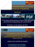 Dra. Fátima Cartaxo - Processo Administrativo Fiscal