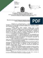 234.2000.DCI.DIPOA - Manual do Entreposto Frigorífico