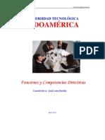 Funciones y Competencias Directivas
