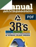Manual Para Implementacion 3Rs