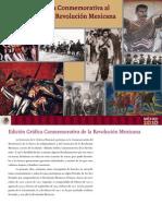 Edición Gráfica de la Revolución Mexicana - Conmemorativa