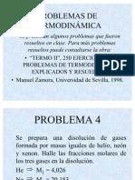 Resolucion de Problemas Termodinamica