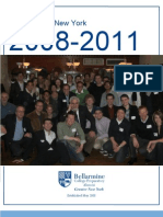 Bellarmine in NY 2011 Annual Report