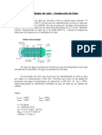 Diseño Intercambiador de calor