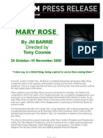 Mary Rose PR11