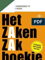 Zakenzakboekje_2011