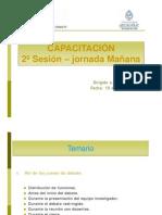 TORNEO INTERESCOLAR DE DEBATES - Capacitación Jueces - Tarapaca 2011