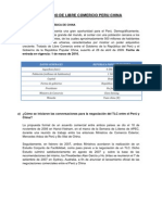 Tratado de Libre Comercio Peru China