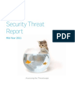 Sophos Security Threat  Report midyear 2011