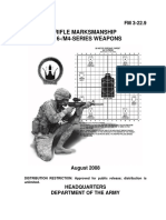 FM 3-22.9 Rifle Marksmanship M16 and M4 Series Weapons