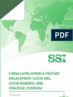 China-Latin America Military Engagement