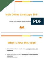 Juxt India Online 2011 Brochure