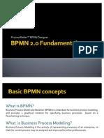 BPMN 2.0 Fundamentals