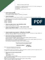 metodologia completa nitrito