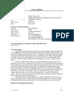 UT Dallas Syllabus for huma3300.501.11f taught by Daniel Wickberg (wickberg)